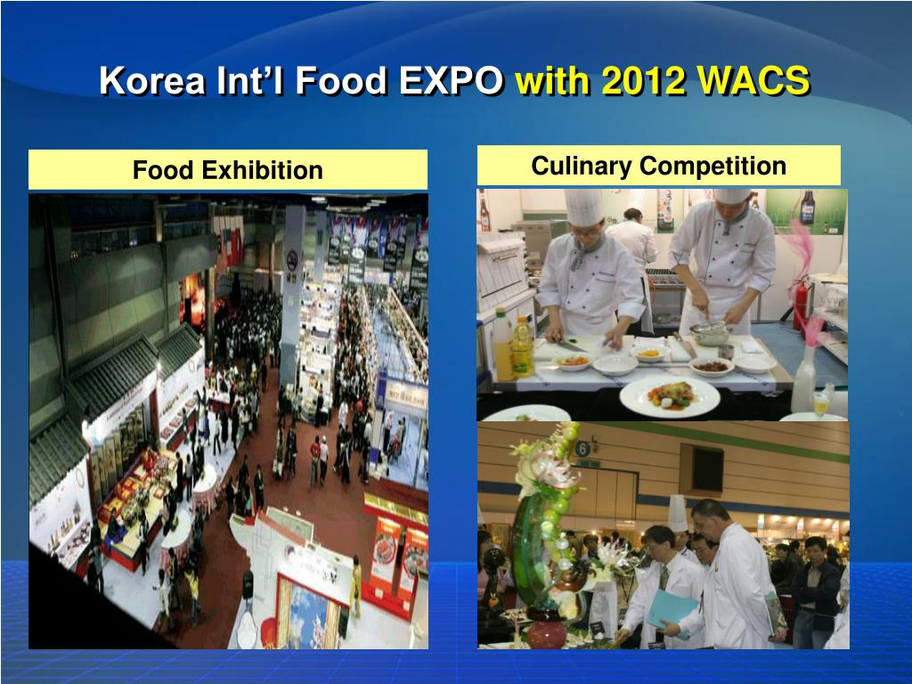 Korea Int'l Food EXPO