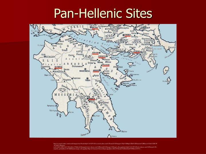 Pan-Hellenic Sites