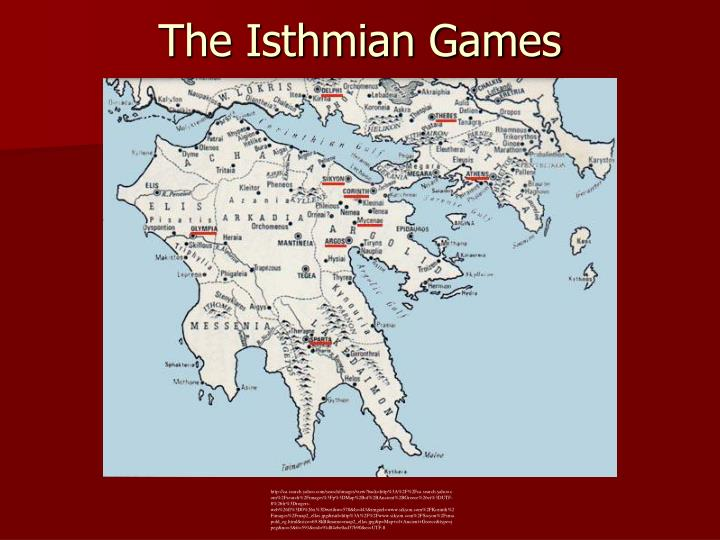 The Isthmian Games