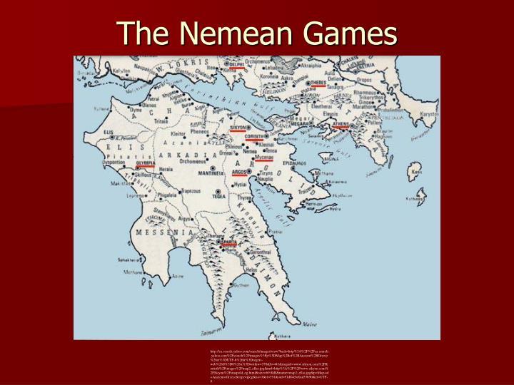 The Nemean Games