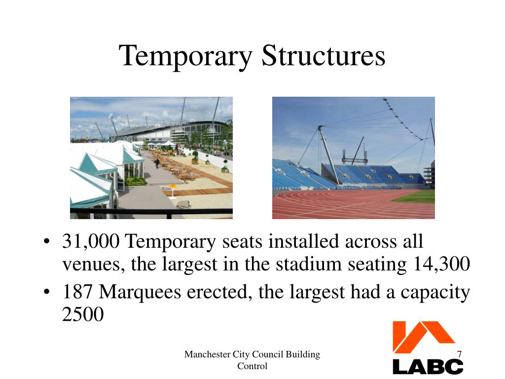 Temporary Structures