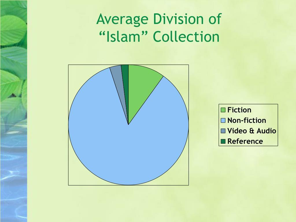 Average Division of