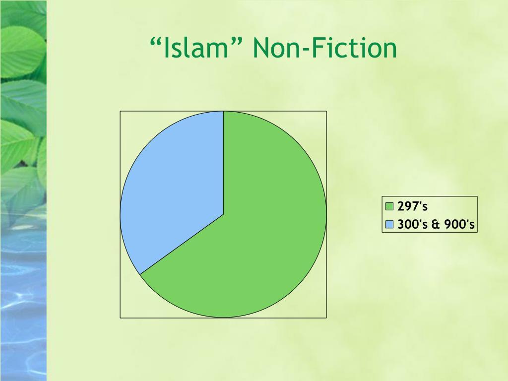 """Islam"" Non-Fiction"