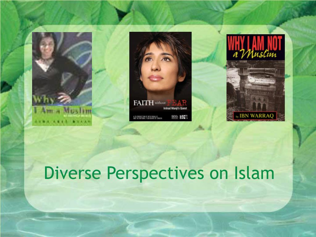 Diverse Perspectives on Islam