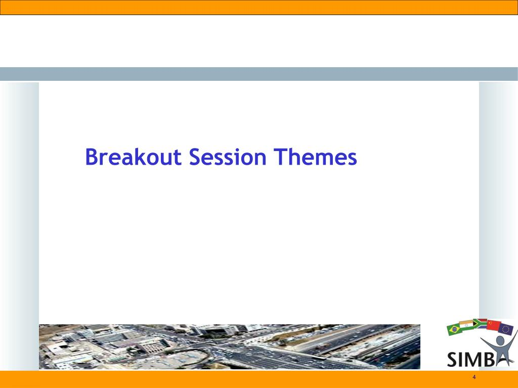 Breakout Session Themes
