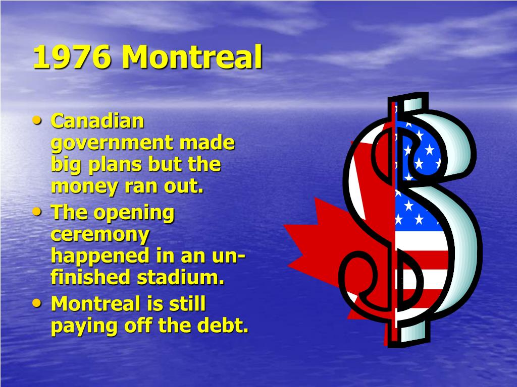1976 Montreal