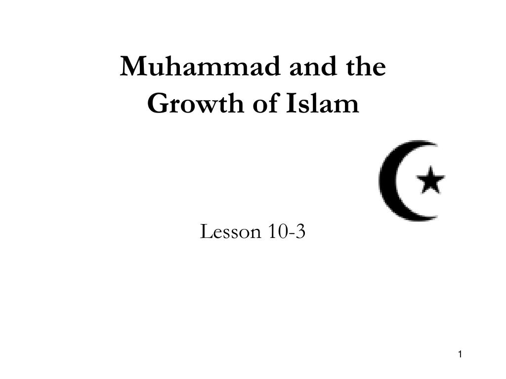 Muhammad and the