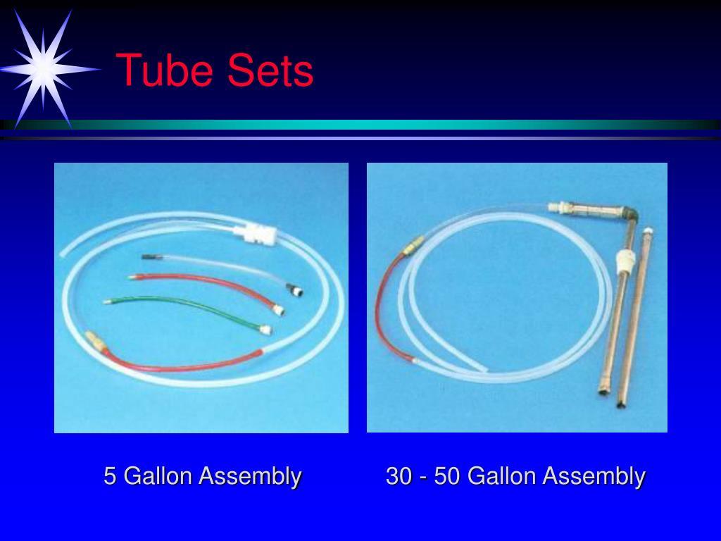 Tube Sets