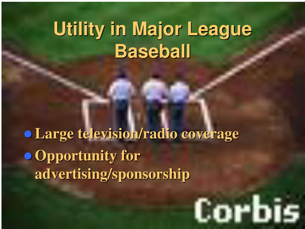 Utility in Major League Baseball