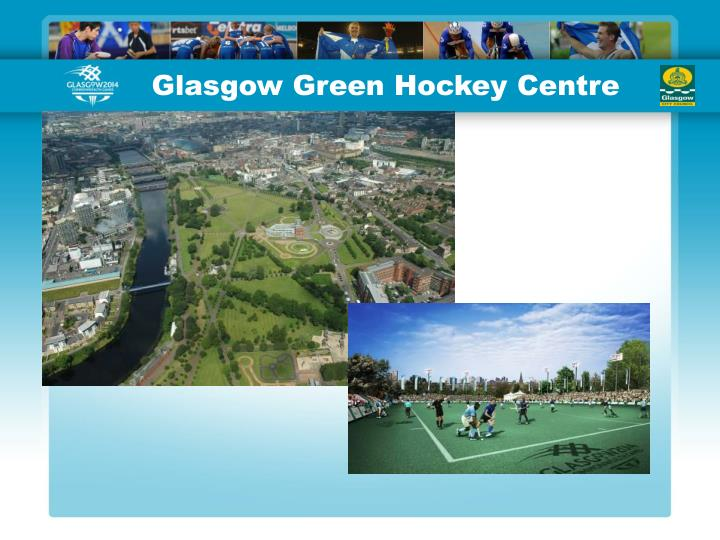 Glasgow Green Hockey Centre