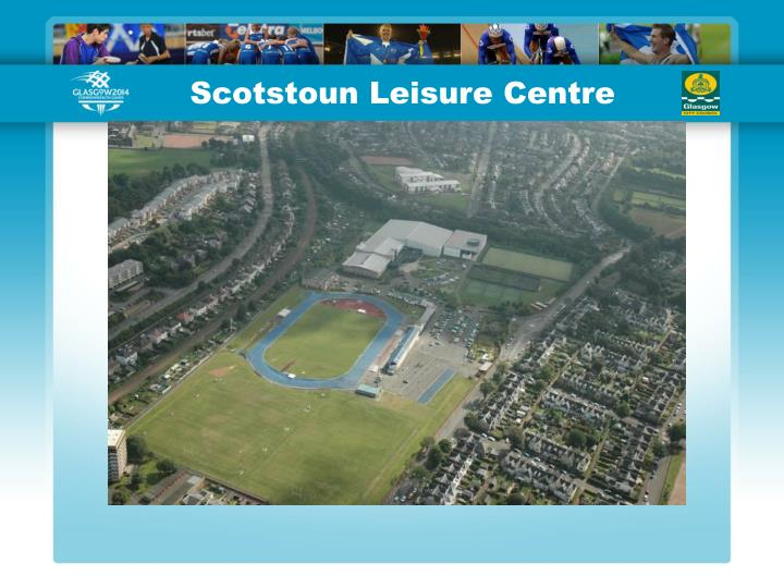 Scotstoun Leisure Centre