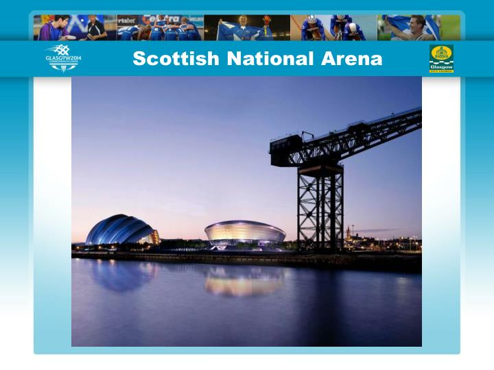 Scottish National Arena
