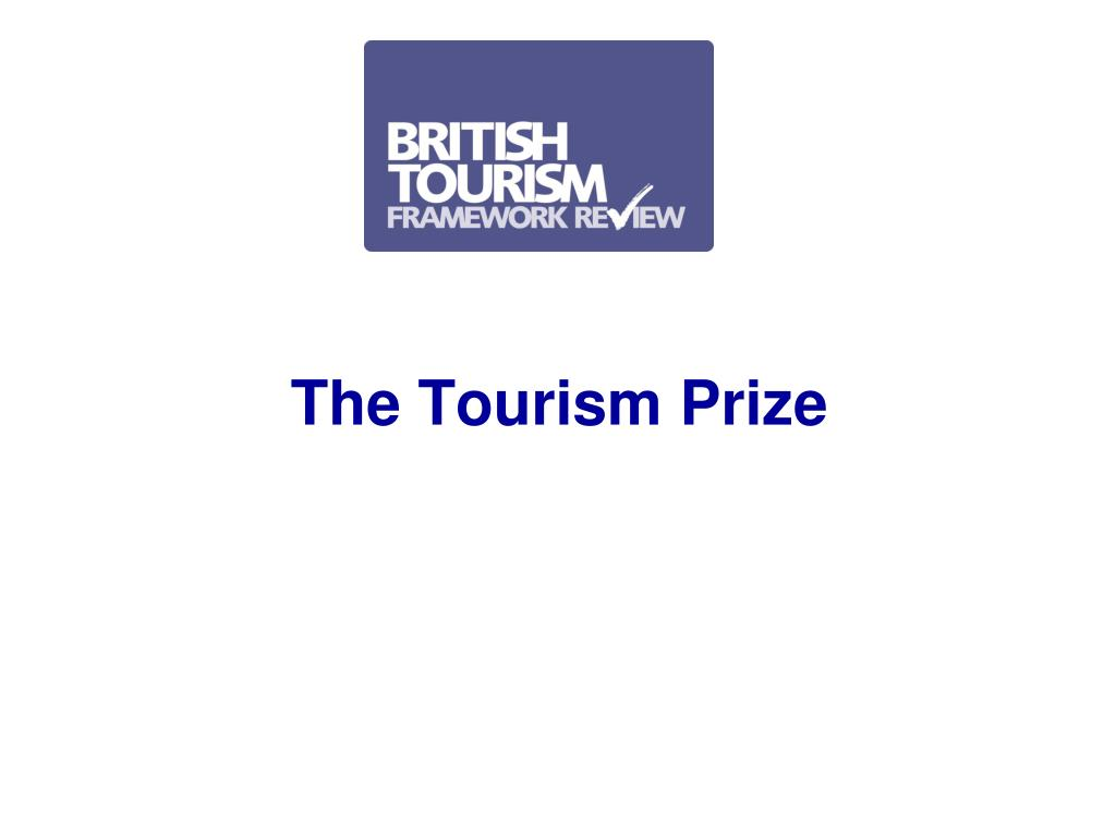 The Tourism Prize