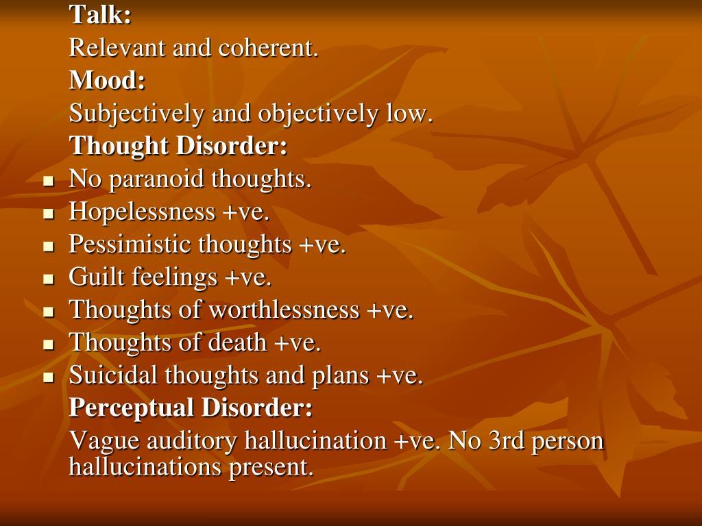 Talk: