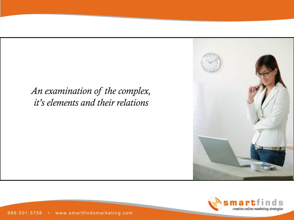 An examination of the complex,