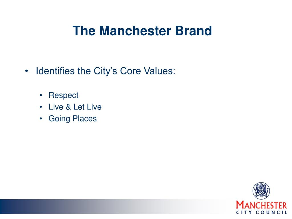 The Manchester Brand