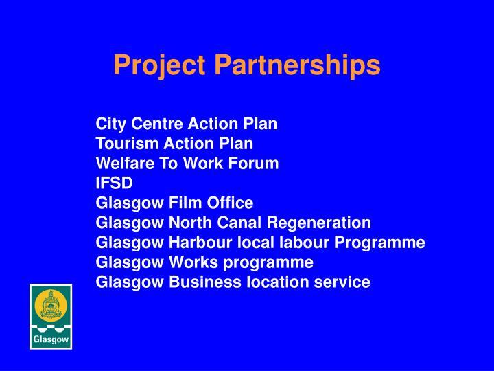 Project Partnerships