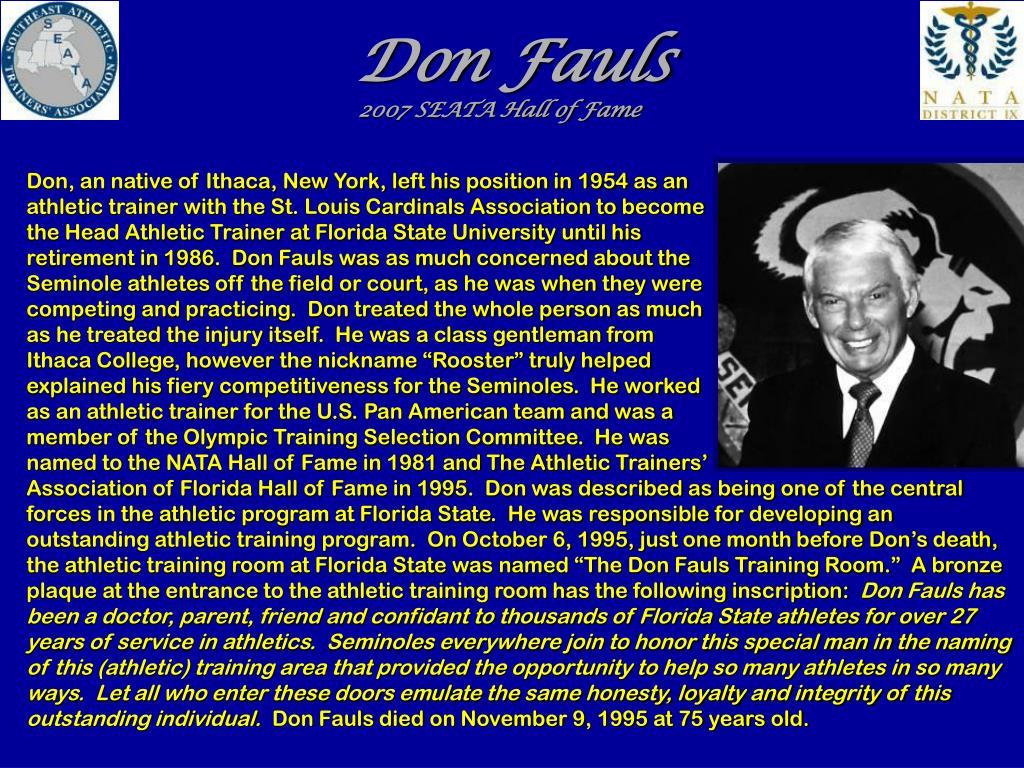 Don Fauls
