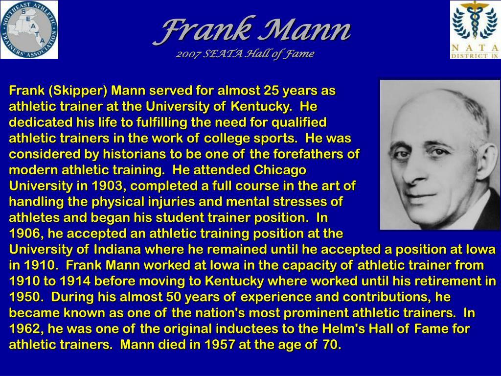 Frank Mann