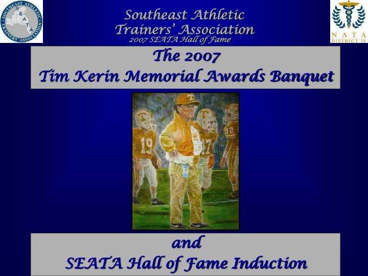 Southeast athletic trainers association