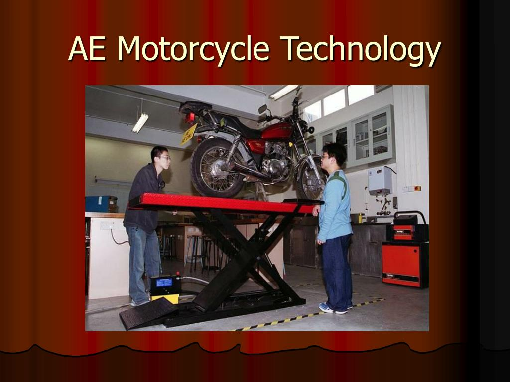 AE Motorcycle Technology