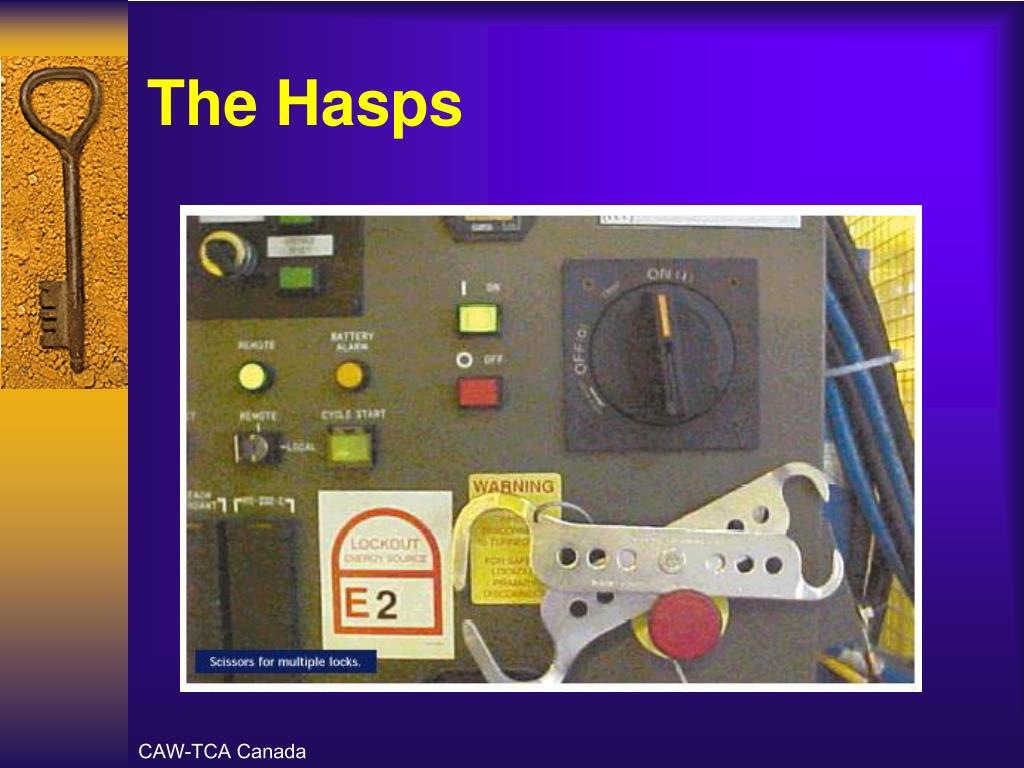 The Hasps