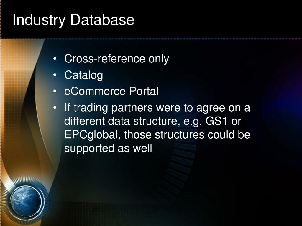 Industry Database