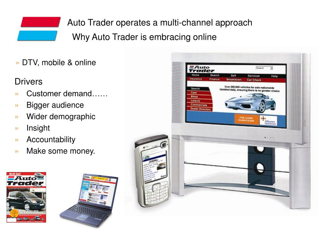 Why Auto Trader is embracing online