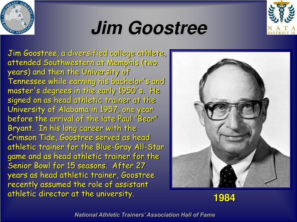 Jim Goostree