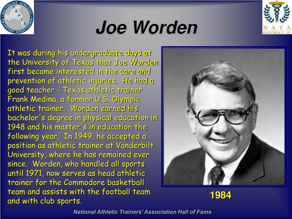 Joe Worden
