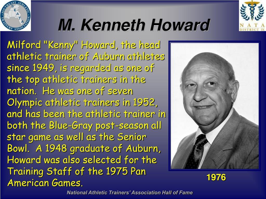 M. Kenneth Howard