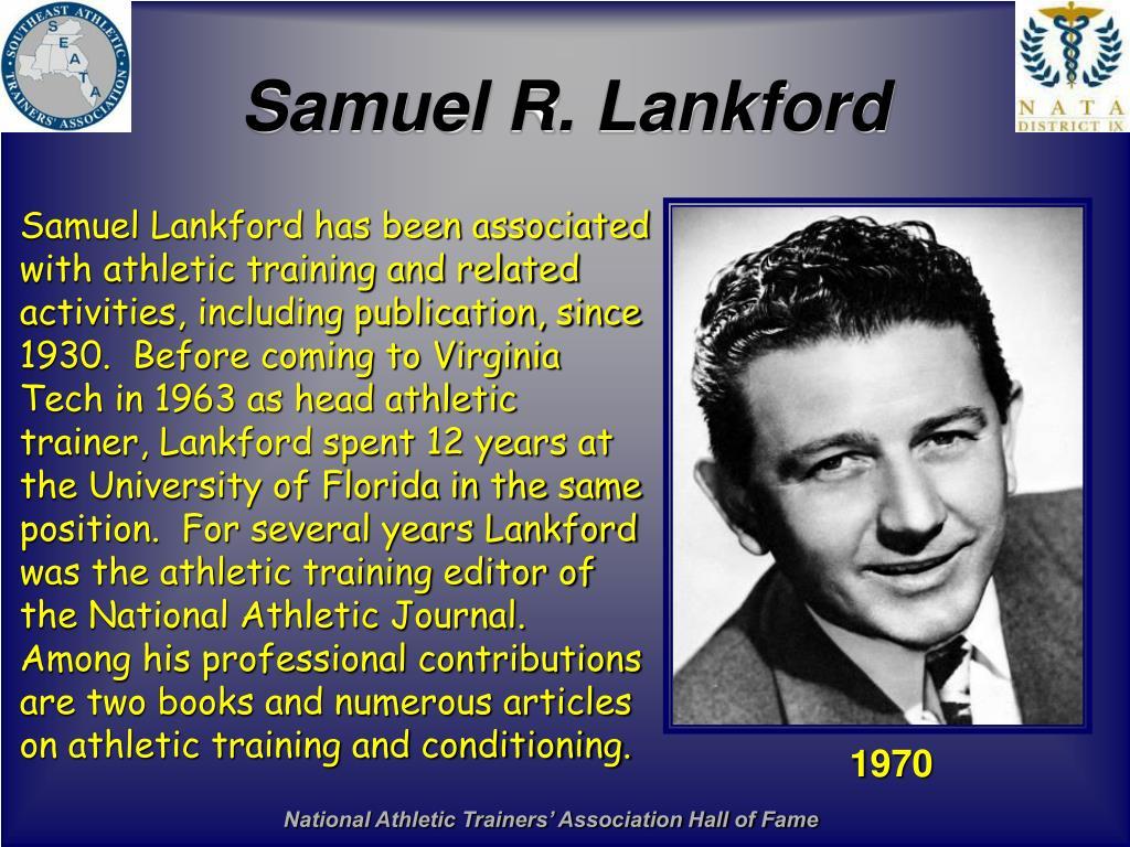 Samuel R. Lankford