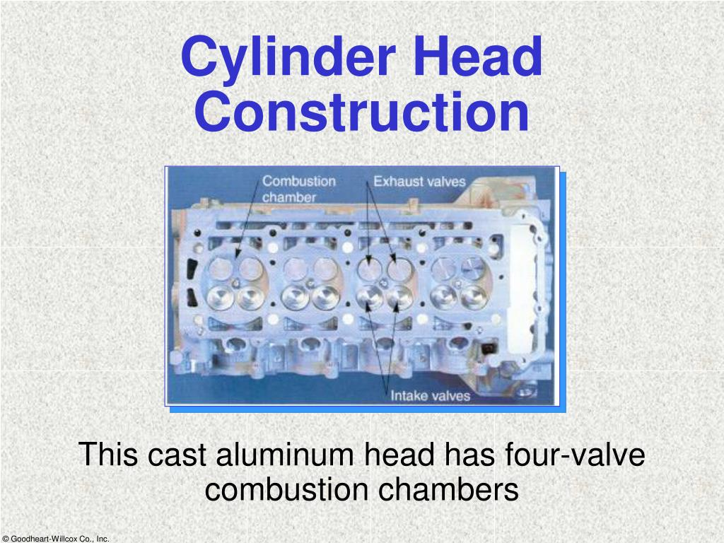 Cylinder Head Construction
