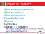 impact on plastics30