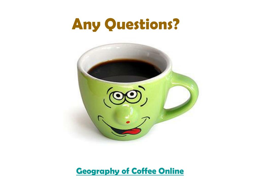 Geography of Coffee Online