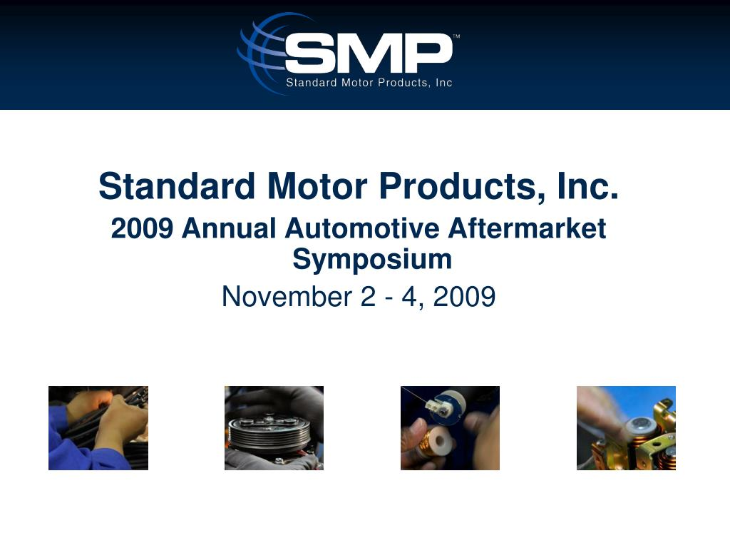 Standard Motor Products, Inc.