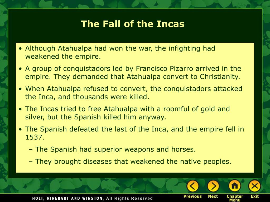 oral presentation on aztecs Most believe the aztec civilization originated in the area of present day  arizona, new  in writing and oral forms.