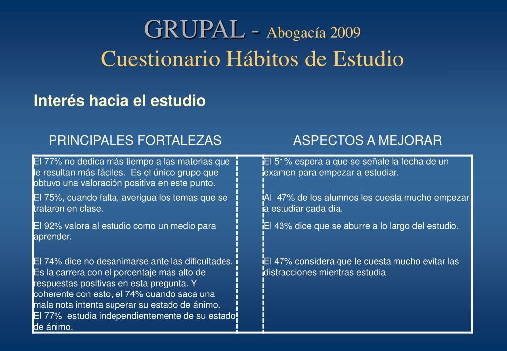GRUPAL -