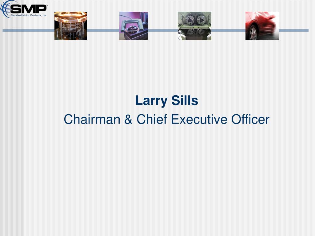 Larry Sills