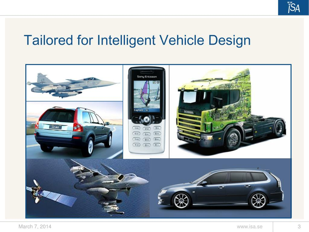 Tailored for Intelligent Vehicle Design