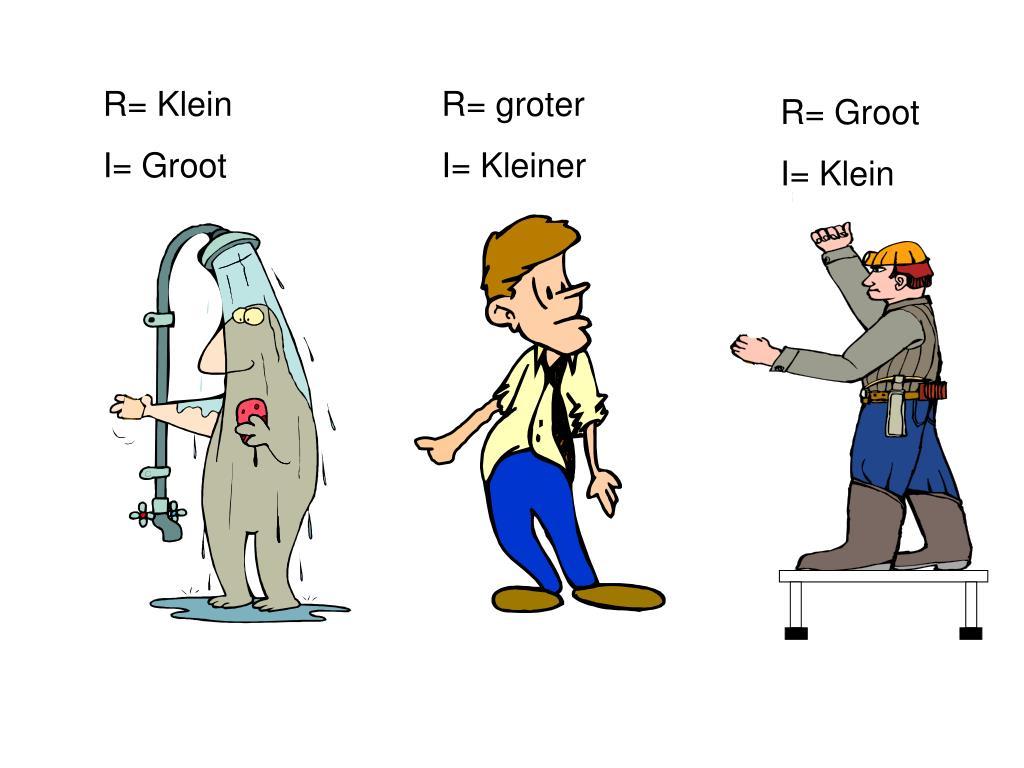 R= Klein