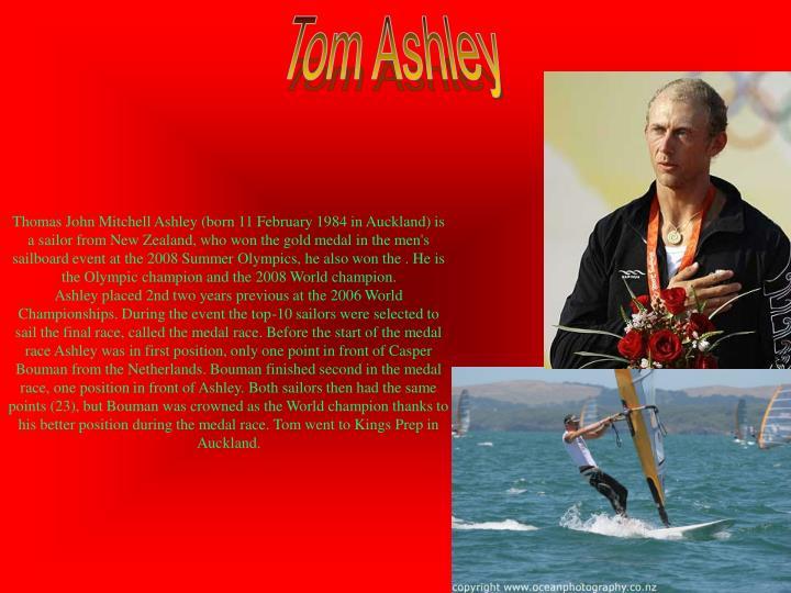 Tom Ashley