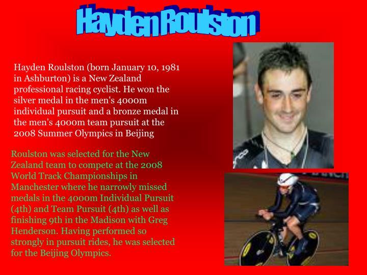 Hayden Roulston