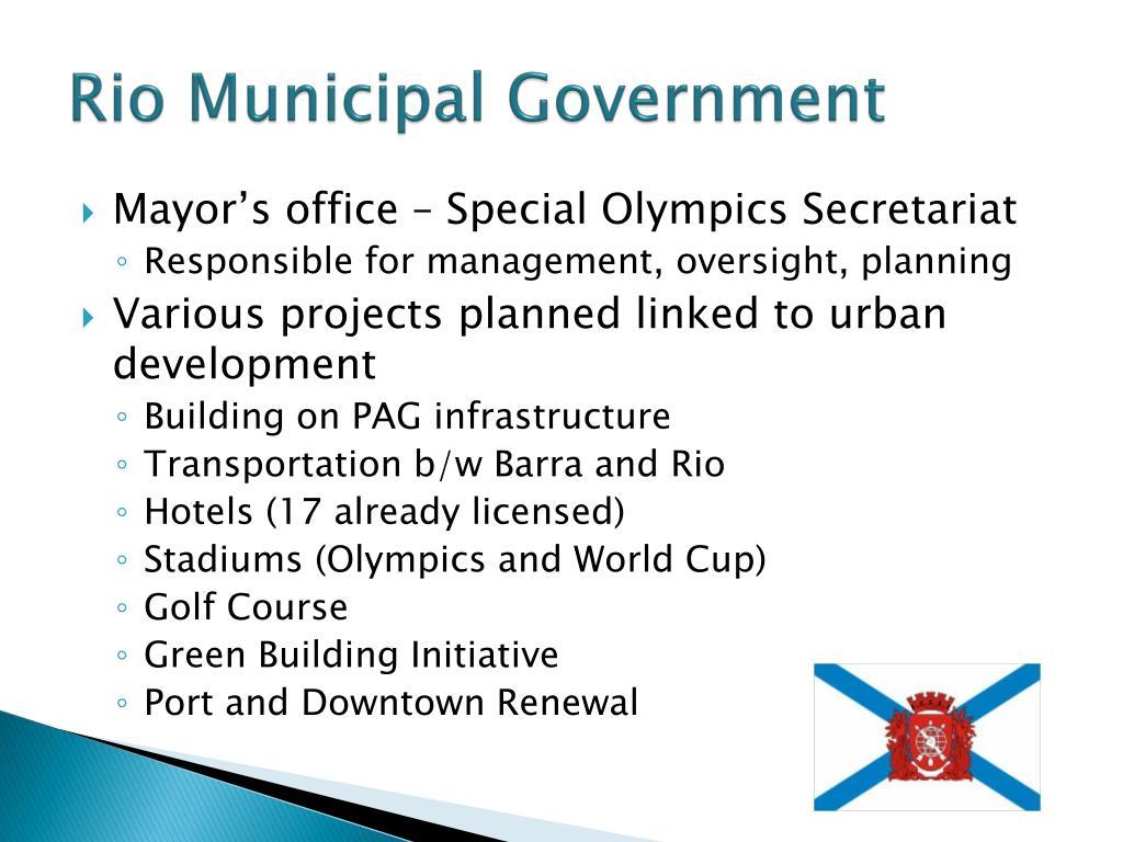 Rio Municipal Government