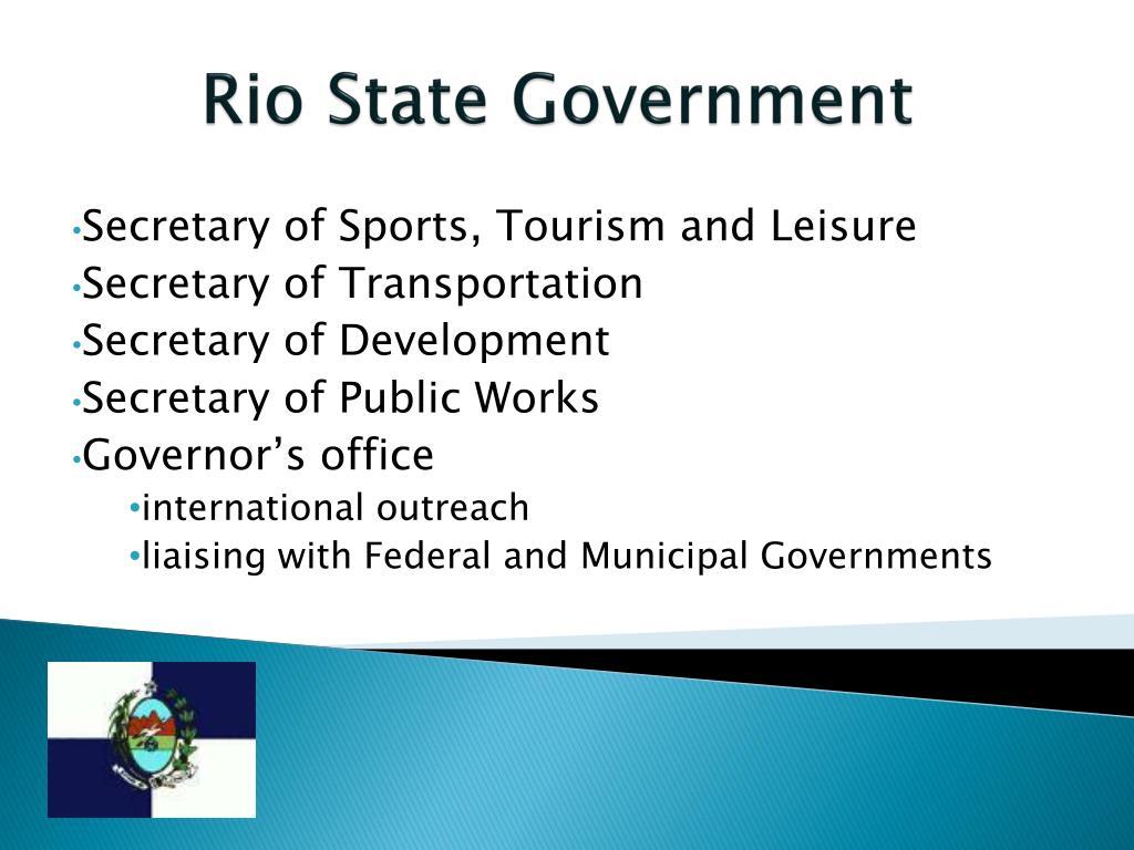 Rio State Government