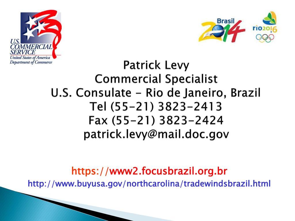Patrick Levy