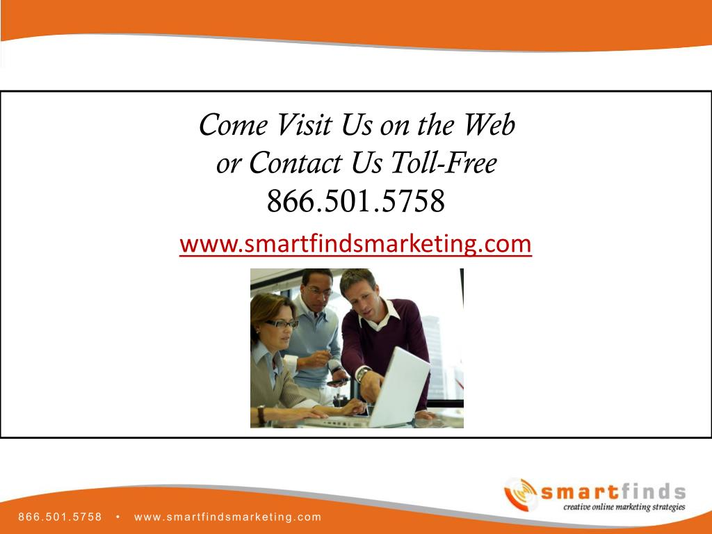 Come Visit Us on the Web