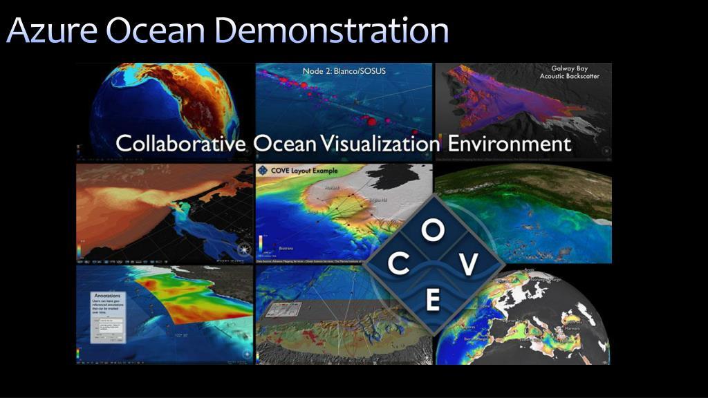 Azure Ocean Demonstration