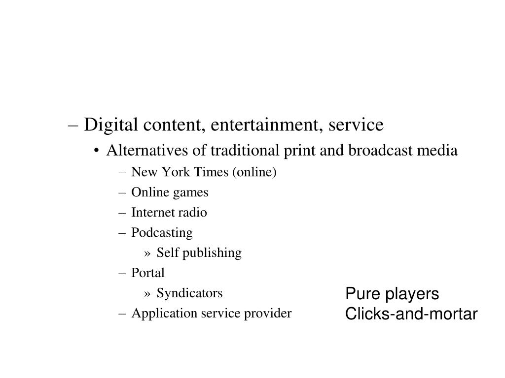 Digital content, entertainment, service