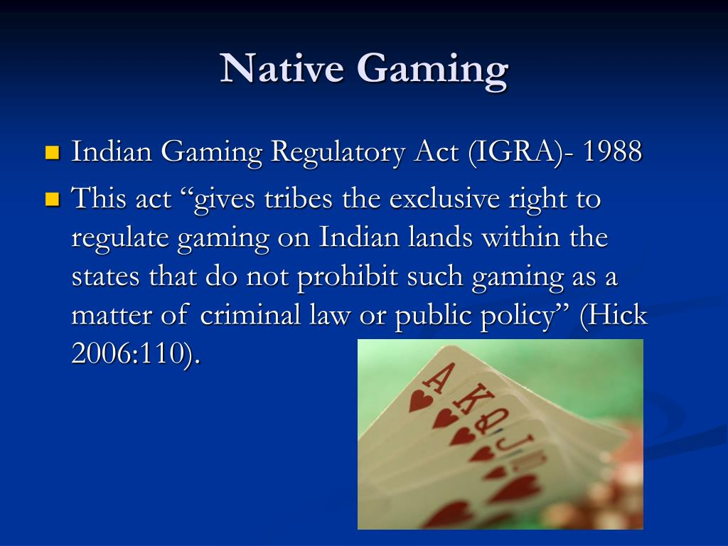 Native Gaming